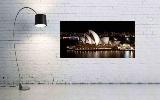 Wandbild Sydney Oper