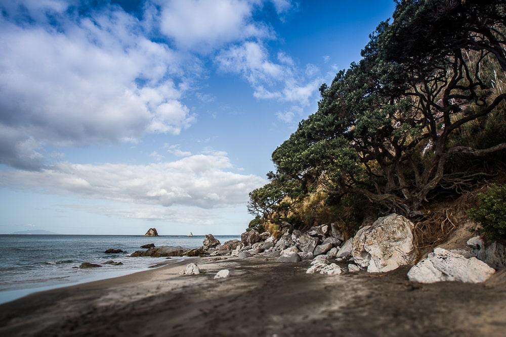 Reiseblog Neuseeland, Hot Water Beach