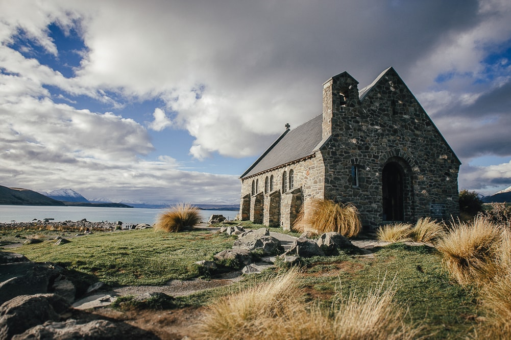 Reiseblog Neuseeland, Church of Good Shepard