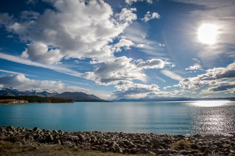 Reiseblog Neuseeland, Lake Tekapo