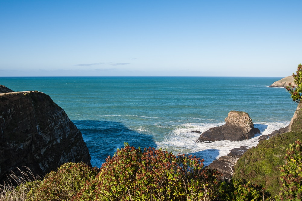 Blow Hole auf Reiseblog Neuseeland