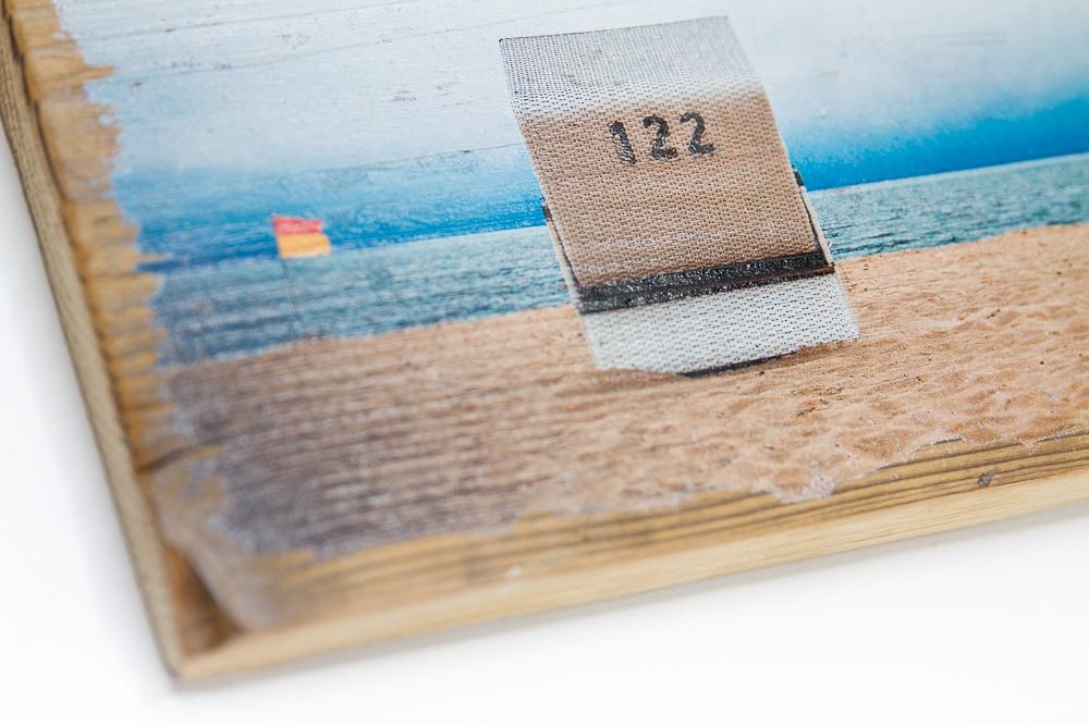 Lumber Print