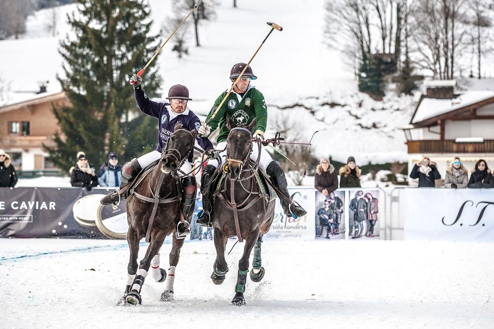 Snow Polo Kitzbühel