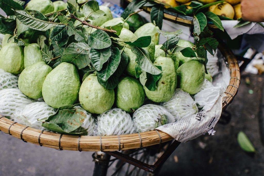 Birnen in Vietnam
