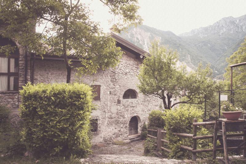 Eine Reise in die Vergangenheit – Canale di Tenno