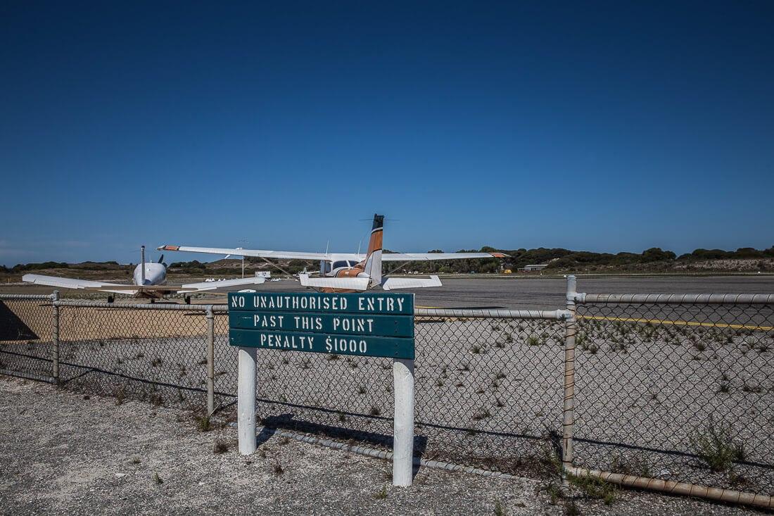Rottnest Island Airport