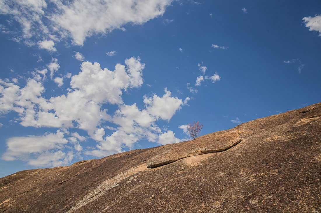 Wave Rock in West Australien