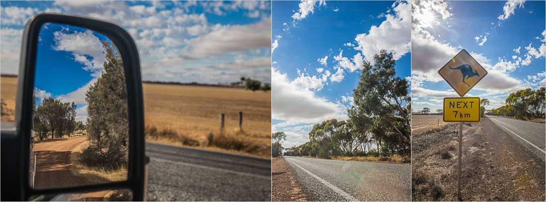 Bilder von Australiens Straßen