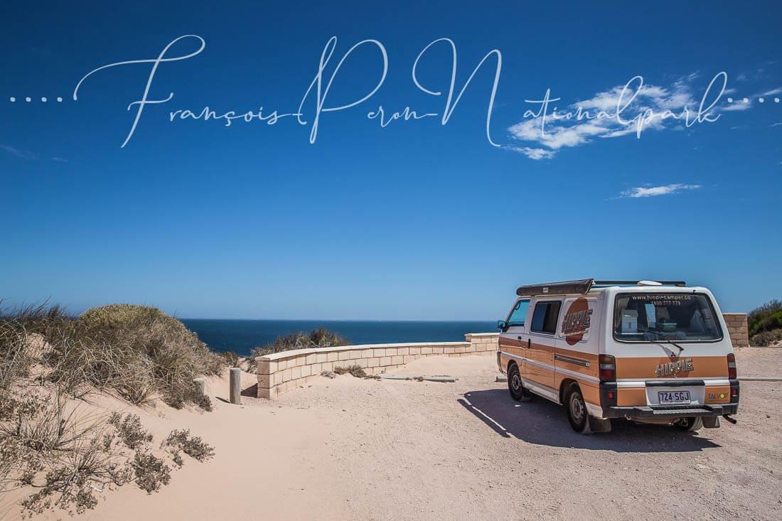 Francois-Peron-Nationalpark – ein Abenteuer