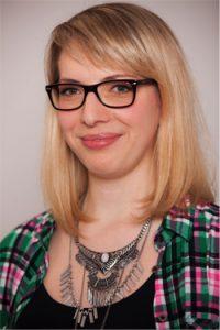 Brautstylistin Alexadra Meier