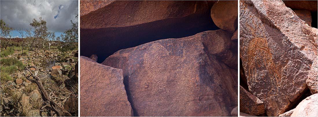 Murujuga-Nationalpark in Pilbara