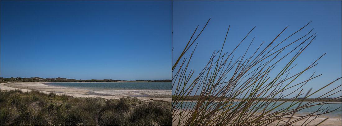 Collage See von Rottnest Island