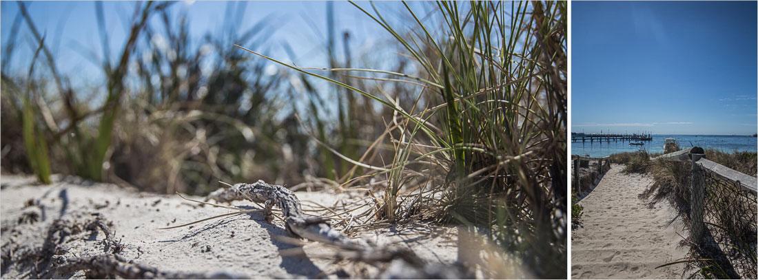 Rottnest Island Detailaufnahmen Strand