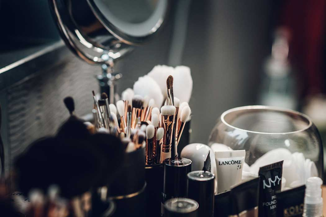 Make up Fotoshooting