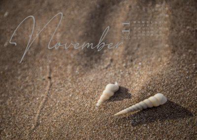 Kalender 2021 Australien November