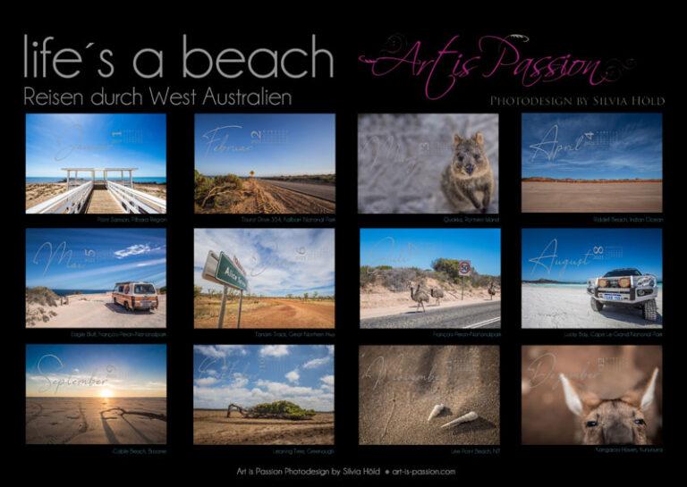 Kalender 2021 Australien